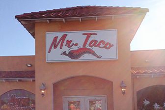 Mr Taco Logo