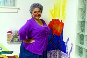 Mrs. Purple Urple Logo