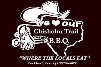 Chisholm Trail BBQ Logo