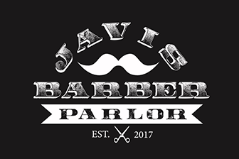 Javi's Barber Parlor Logo