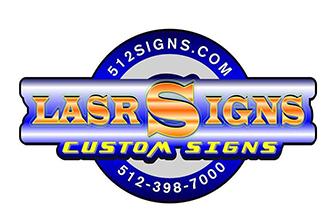 Lasr Signs Logo