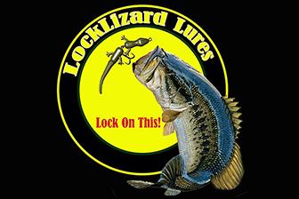 LockLizard Lures Logo