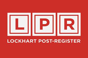 Lockhart Post Register Logo