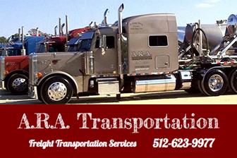 ARA Transportation Logo