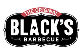 Black BBQ Logo