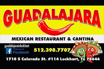 Guadalajara Mexican Restaurant & Cantina Logo