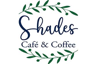Shades Cafe & Coffee Logo